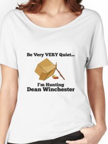 Dean Trap by @nekothesunshine on Twitter Women's Relaxed Fit T-Shirt