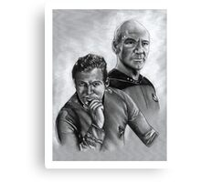Passing of the Torch Canvas Print
