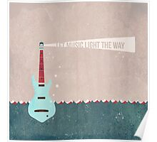 Let Music Light the Way Poster