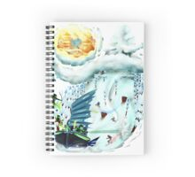 Ninjago- Mountain Chase Spiral Notebook