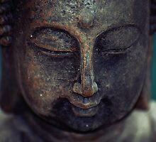 Buddha meditation by tanabe