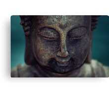 Buddha meditation Canvas Print