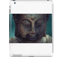 Buddha meditation iPad Case/Skin
