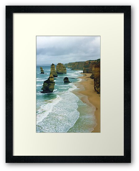The Twelve Apostles by Michael John