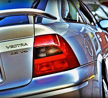 Vauxhall Vectra 2.5 V6 SRi by Mick Smith