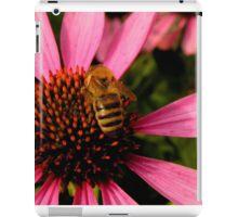Flower Love to Bee iPad Case/Skin