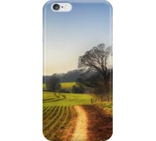 Peace in the Countryside iPhone Case/Skin