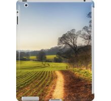 Peace in the Countryside iPad Case/Skin