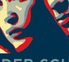 Scully/Mulder 2016 Sticker