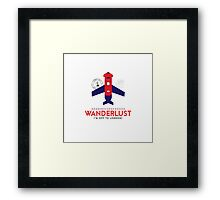 Royal Travel Framed Print