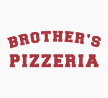 Brothers Pizzeria  by Georg Bertram