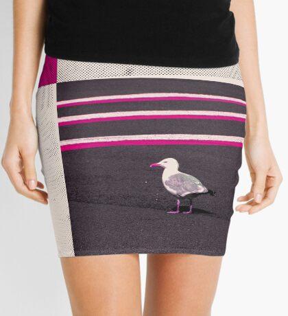 Seagull Mini Skirt