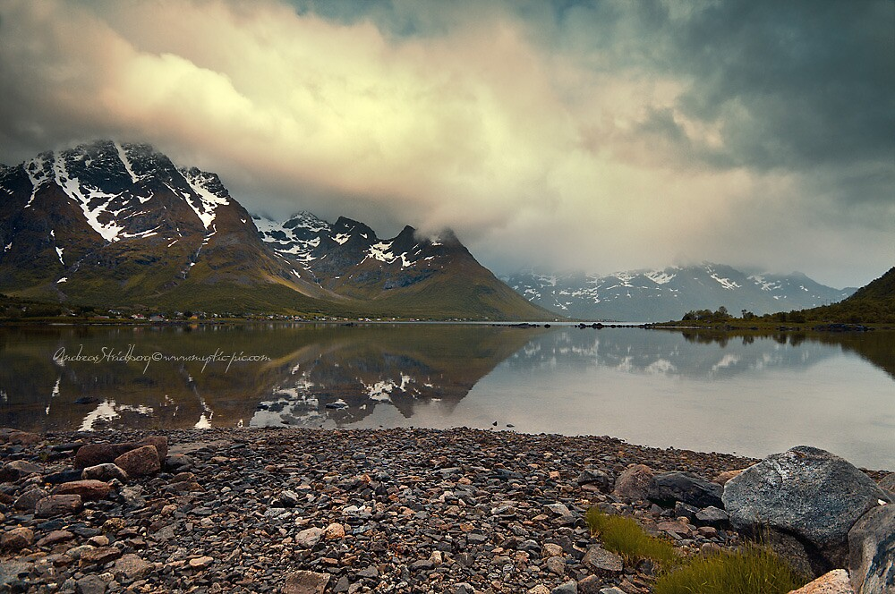 Calm Morning by Andreas Stridsberg