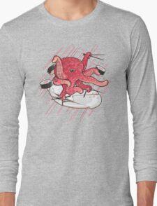 Nacho Sushi Long Sleeve T-Shirt