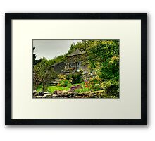 Once There Was A Farm.... Framed Print