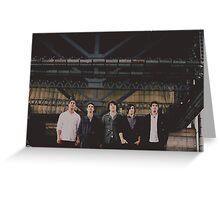 cam nacson and his band Greeting Card