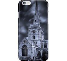 Holy Trinity Church - Stratford upon Avon iPhone Case/Skin