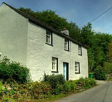 The White Farmhouse... by Jamie  Green