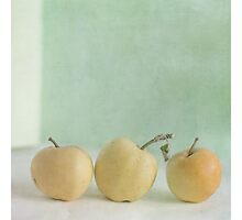 Pommes Photographic Print