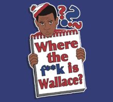 Where the F**k is Wallace? by ToruandMidori