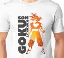 Son Goku Art Decal Unisex T-Shirt