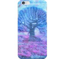 Tree of Life - pink and purple iPhone Case/Skin