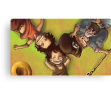 ASL - Childhood Canvas Print