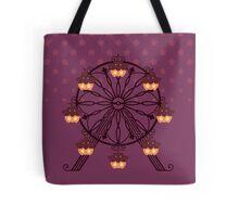 Pumpkawheel Tote Bag