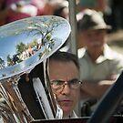 Tuba by Bruce Langdon