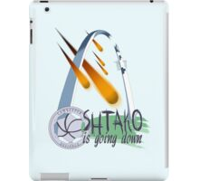 Defiance - Shtako is going down iPad Case/Skin