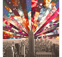 Superstar New York Photographic Print