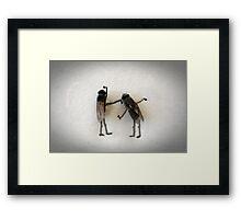 Flyswatter Framed Print