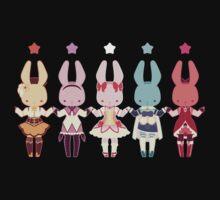 Puella Magi Bunny Magica T-Shirt