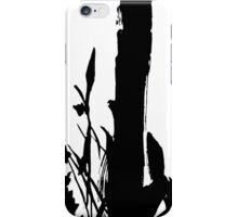 sumi e [tree] iPhone Case/Skin