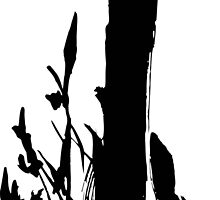 sumi e [tree] by bluntforce