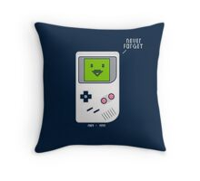 Never Forget (1989 - 1999) Throw Pillow
