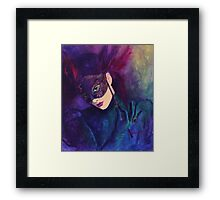 Secret glamour Framed Print