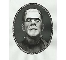 Boris Karloff as Frankenstein's Monster Photographic Print