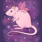 Fairy Princess Rat- Hairless by Rapps