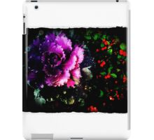 Colorful Cabbage iPad Case/Skin