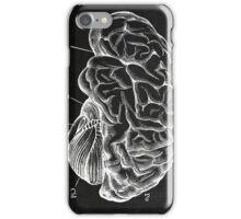 Brain Engraving iPhone Case/Skin