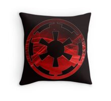 Sith Star Wars Red Space Throw Pillow