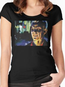 William the Bloody Women's Fitted Scoop T-Shirt