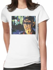 William the Bloody Womens Fitted T-Shirt