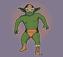 El Forzudo Verde (The Green Force) Kids Tee