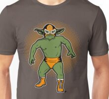 El Forzudo Verde (The Green Force) Unisex T-Shirt