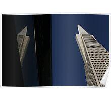 Transamerica Building Poster