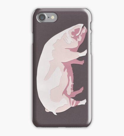 British Lop Pig iPhone Case/Skin
