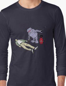 """Affirmative"" Long Sleeve T-Shirt"