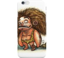 Little Caveman iPhone Case/Skin